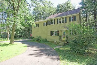 Moreau Single Family Home For Sale: 140 Redmond Rd