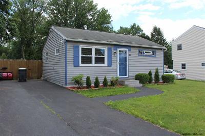 Single Family Home For Sale: 43 Plaske Dr