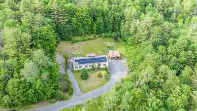 Greenfield, Corinth, Corinth Tov Single Family Home For Sale: 4409 Route 9n