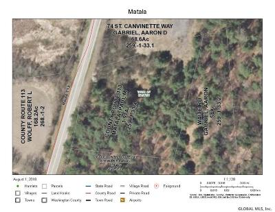 Washington County Residential Lots & Land For Sale: River Rd
