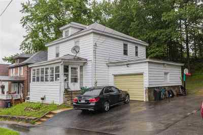 Gloversville Single Family Home For Sale: 63 Montgomery St