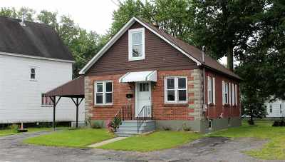 Schenectady Single Family Home New: 3122 Albany St