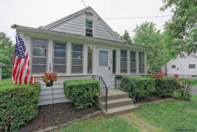 East Greenbush Single Family Home Price Change: 16 Sherwood Av