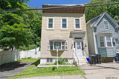 Troy Single Family Home New: 67 Spring Av