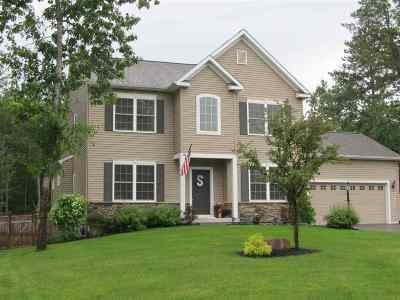 Queensbury Single Family Home Active-Under Contract: 100 Burnt Hills Dr