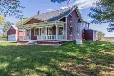 Broadalbin, Perth Single Family Home For Sale: 1976 County Highway 107