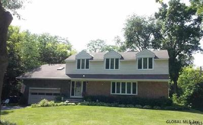 Niskayuna Single Family Home New: 1013 Millington Rd