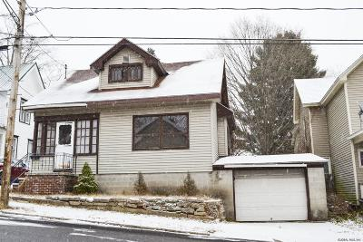 Gloversville Single Family Home For Sale: 16 Allen St