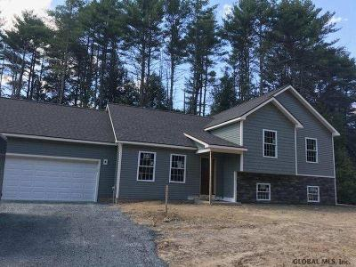 Saratoga County, Warren County Single Family Home For Sale: 1 Ryans Ridge Rd