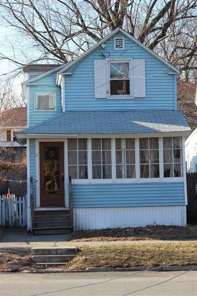 Albany Single Family Home New: 17 Grove Av