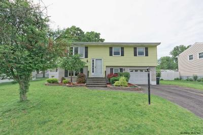 Colonie Single Family Home New: 10 Lynn Dr