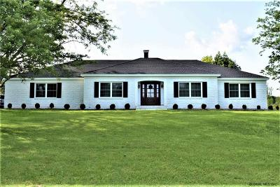Amsterdam Single Family Home For Sale: 255 Golf Course Rd