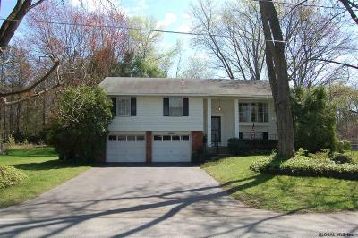 Albany, Amsterdam, Cohoes, Glens Falls, Gloversville, Hudson, Johnstown, Mechanicville, Rensselaer, Saratoga Springs, Schenectady, Troy, Watervliet Single Family Home New: 11 Salem Dr