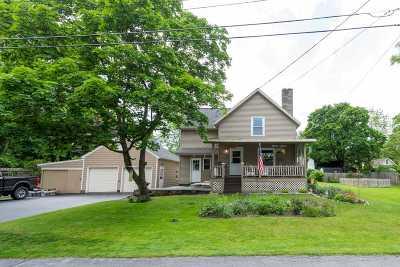 Single Family Home New: 108 Sand St