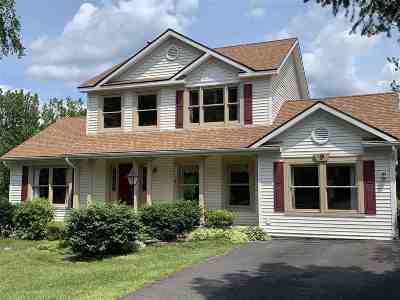 North Greenbush Single Family Home For Sale: 9 Kent Pl