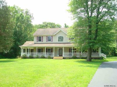 Greene County Single Family Home For Sale: 40 Lydon La