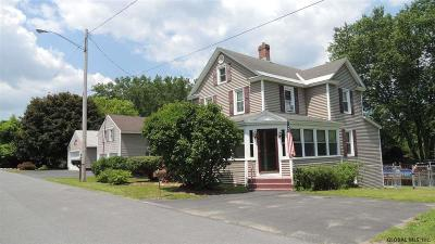 Queensbury, Fort Ann Single Family Home For Sale: 7 Green Av