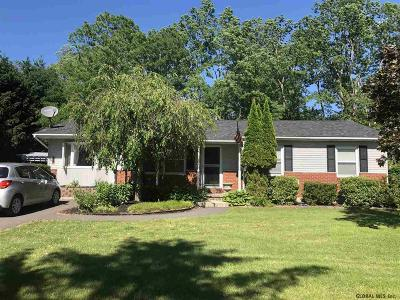Columbia County Single Family Home Active-Under Contract: 52 Rossman Cir