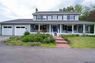Ballston Spa, Malta, Clifton Park, Ballston Single Family Home New: 195 Ashdown Rd