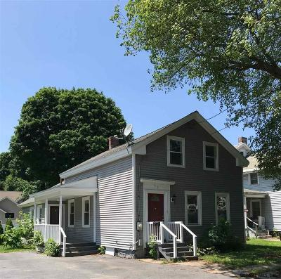 Warren County Single Family Home New: 52 Cherry St #FRONT