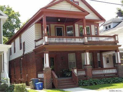 Albany Two Family Home New: 374 Morris St