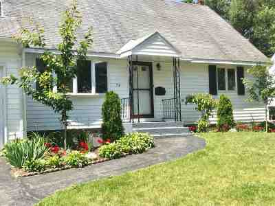 Colonie Single Family Home New: 74 Southgate Rd