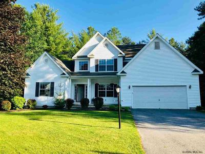 Queensbury, Fort Ann Single Family Home Active-Under Contract: 63 West Berry Way