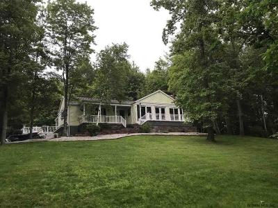 Albany County, Columbia County, Greene County, Fulton County, Montgomery County, Rensselaer County, Saratoga County, Schenectady County, Schoharie County, Warren County, Washington County Single Family Home New: 289 Miller Rd