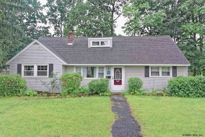 Albany County, Columbia County, Greene County, Fulton County, Montgomery County, Rensselaer County, Saratoga County, Schenectady County, Schoharie County, Warren County, Washington County Single Family Home New: 40 Southgate Rd