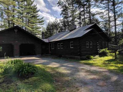 Albany County, Columbia County, Greene County, Fulton County, Montgomery County, Rensselaer County, Saratoga County, Schenectady County, Schoharie County, Warren County, Washington County Single Family Home New: 307 Stone Bridge Rd