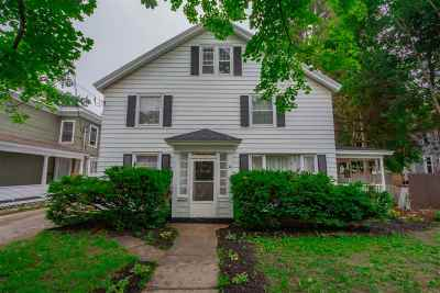 Gloversville Single Family Home Active-Under Contract: 69 Prospect Av