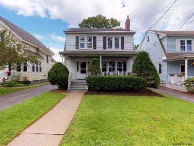 Albany Single Family Home New: 25 Van Schoick Av