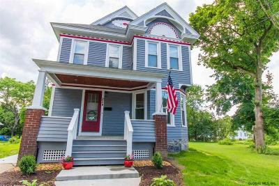 Glens Falls Single Family Home For Sale: 234 Ridge St