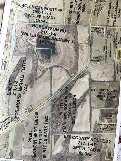 Washington County Residential Lots & Land For Sale: Edie Rd