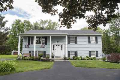 Colonie Single Family Home New: 462 Watervliet Shaker Rd