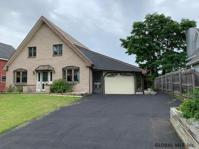 Colonie Single Family Home For Sale: 81 Island View Rd