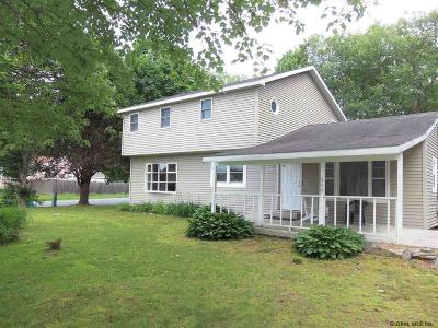 Greenfield, Corinth, Corinth Tov Single Family Home For Sale: 399 North Creek Rd
