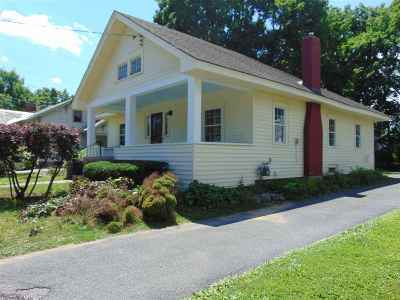 Glens Falls Single Family Home Active-Under Contract: 2 Kensington Rd