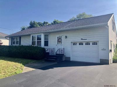 Colonie Single Family Home For Sale: 14 Prince Ct