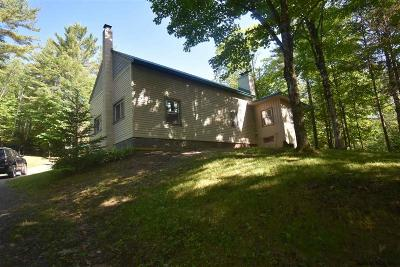 Essex County Single Family Home For Sale: 131 N Northwoods Rd