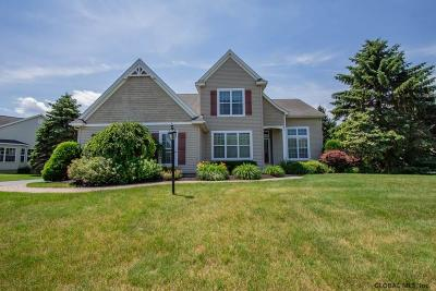 Clifton Park Single Family Home For Sale: 3 Mayfield Dr
