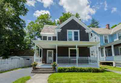 Saratoga Springs Single Family Home For Sale: 1 Van Dorn St