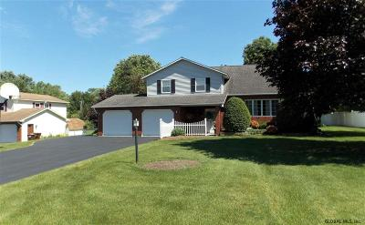 Voorheesville Single Family Home For Sale: 7 Smith La