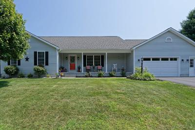 Greenfield, Corinth, Corinth Tov Single Family Home For Sale: 27 Wiley Way