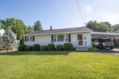Albany Single Family Home For Sale: 23 Miller Av