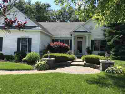 Clifton Park Single Family Home Active-Under Contract: 17 Waverly Pl