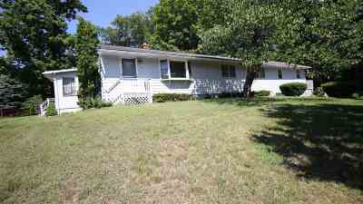 Clifton Park Single Family Home Price Change: 685 Plank Rd
