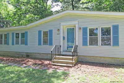 Niskayuna Single Family Home For Sale: 1607 Balltown Rd