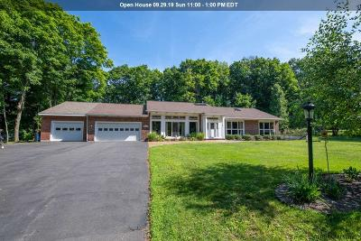 Colonie Single Family Home For Sale: 47 Fiddlers La