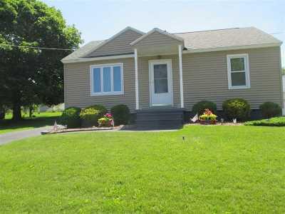 Montgomery County Single Family Home Back On Market: 35 Fairmount Av